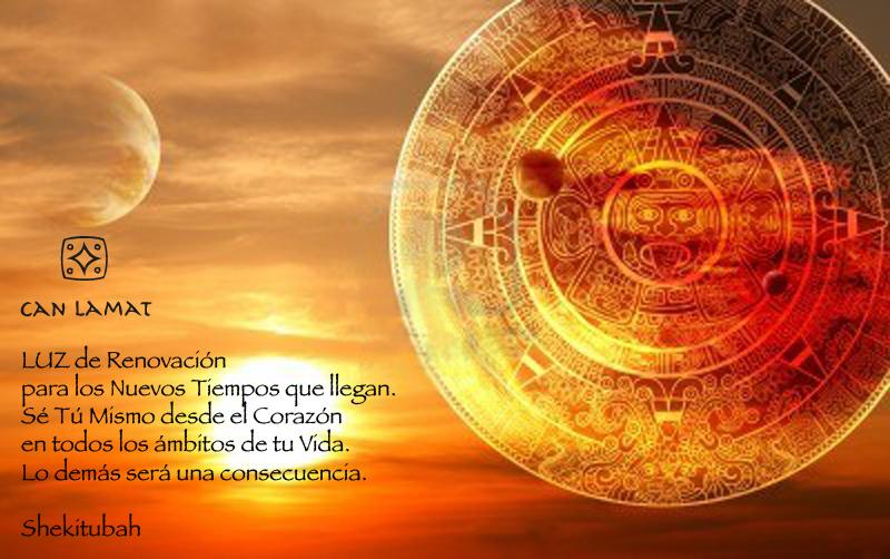 Feliz Año Nuevo Maya